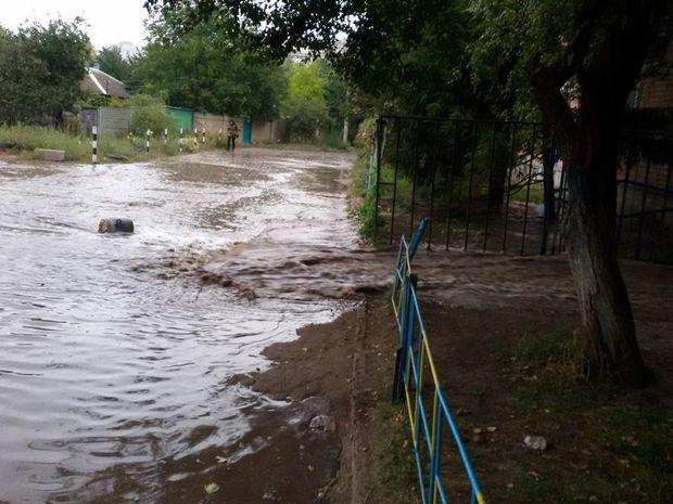 Харків, фонтан, аварія, вода
