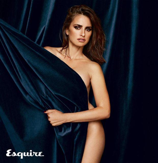 Пенелопа Крус на обкладинці Esquire
