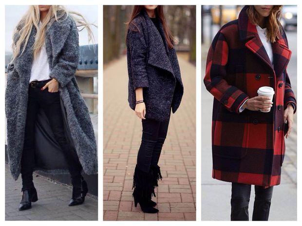 Трендове пальто осені 2017