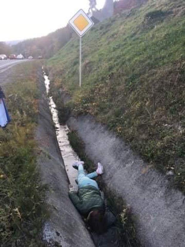 Смерть, дівчина, Львівщина