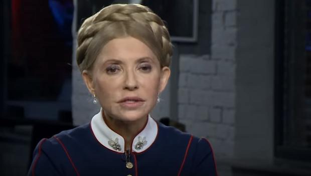 Тимошенко, хвороба, Чорновіл