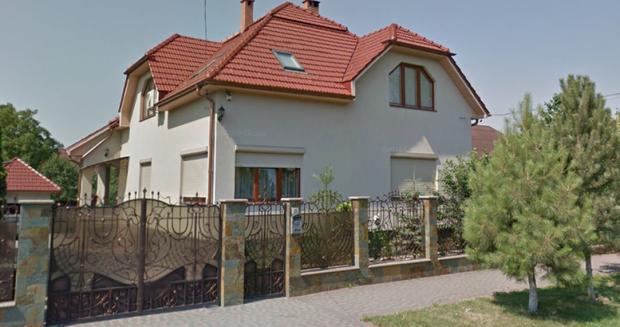 205-метровий будинок Степанії Гановської