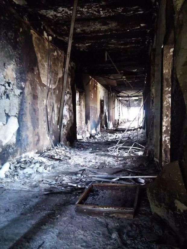 Донбас фото руїн