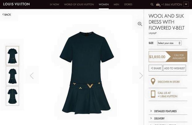 Депутат Тетяна Донець одягла сукню Louis Vuitton за 101 тисячу гривень