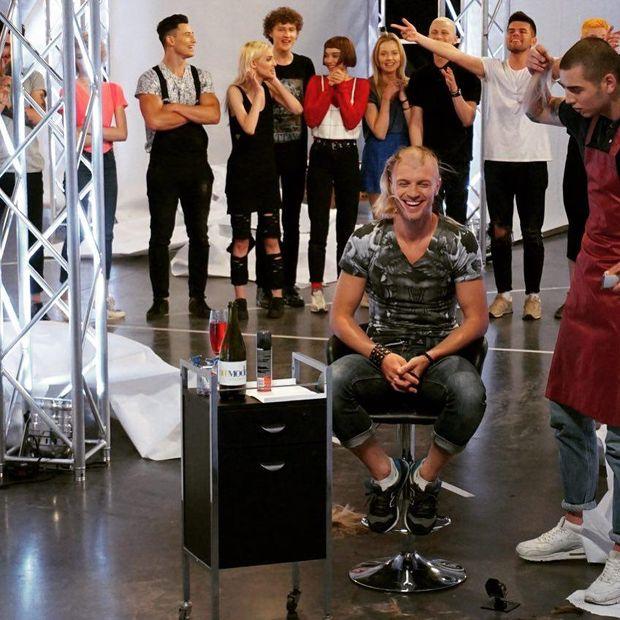 Топ-модель по-українськи 4 сезон: Святослав Бойко позбувся свого волосся