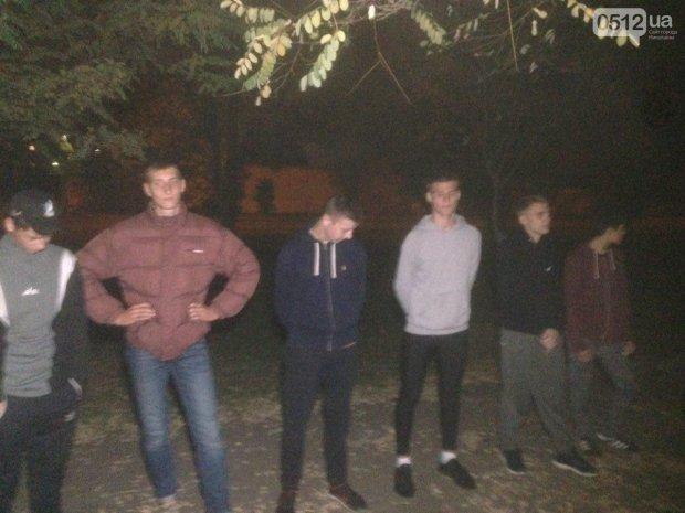 Миколаїв, бійки, поліція, студенти
