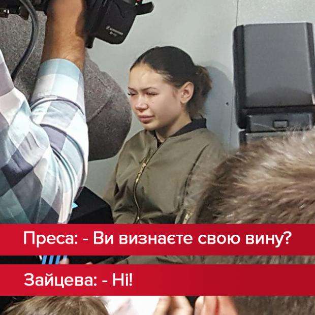 ДТП, Харків, Зайцева, суд