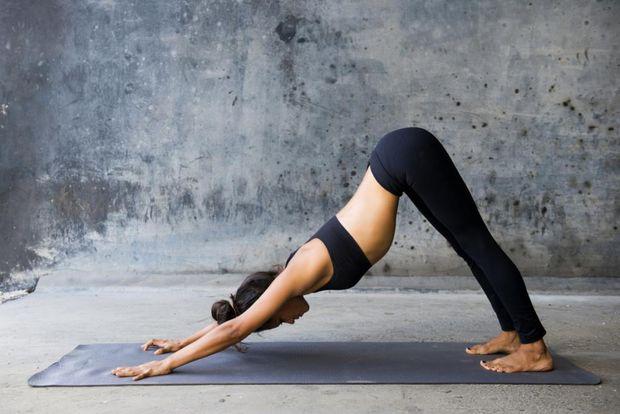 Сексуальная йога улучшает качество секса