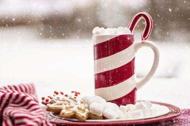 До какао можна додавати також цедру лимона або мандаринів