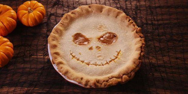 Рецепт гарбузового пирога до Хелловіну