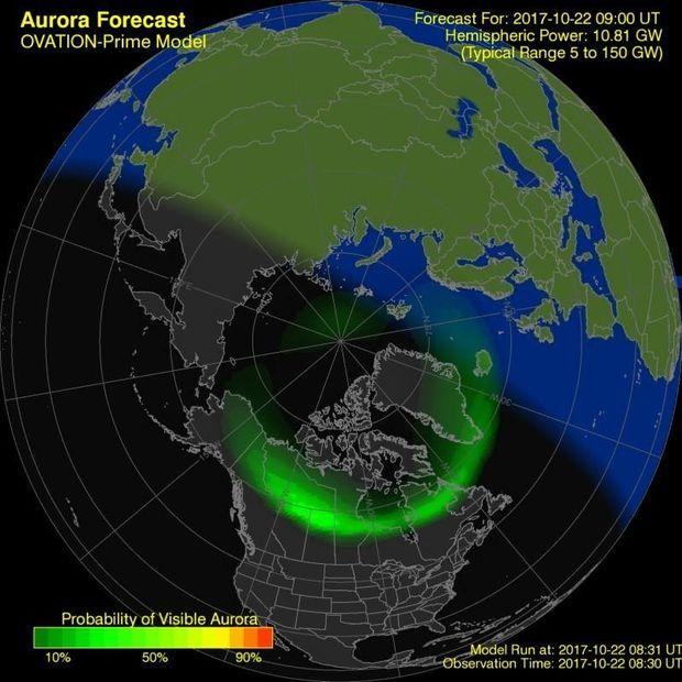На Землю насуваються дві магнітні бурі