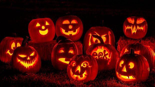 Ліхтар Джека на Хелловін: експериментуйте із виразами обличчя