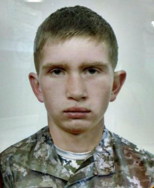 Ілля Стецун загинув на Донбасі