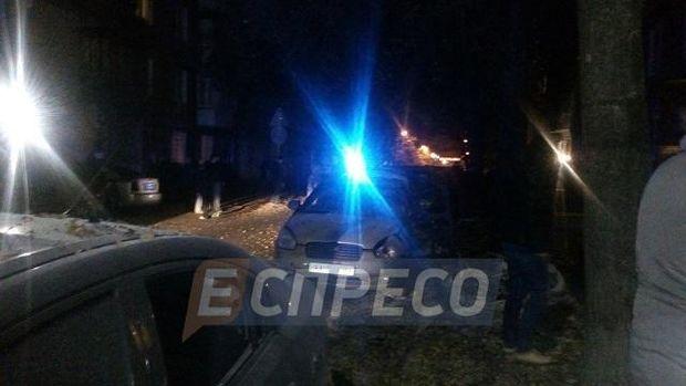 У Києві стався вибух – поранено Мосійчука