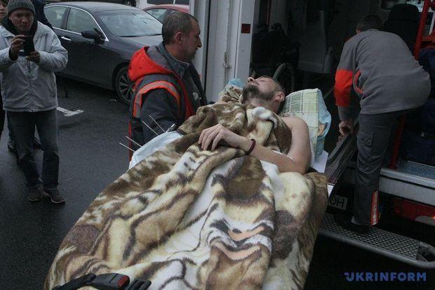 Мосійчука перевезли до іншої лікарні