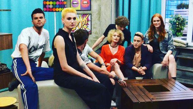Топ-модель по-українськи: учасники знялись в серіаліті