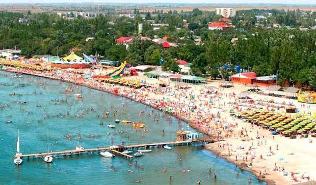 Скадовськ – ідеальне місце для відпочинку сімей з маленькими дітьми