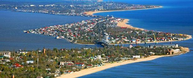 Піщані пляжі Затоки тягнуться на 5 кілометрів