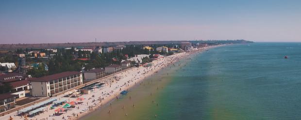 Коблеве – один із найбільших чорноморських курортів в Україні