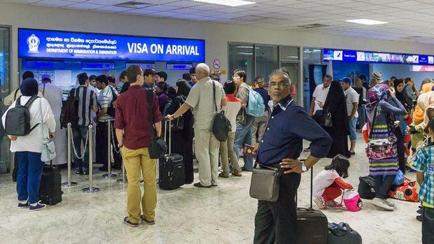 Візу на Шрі-Ланку можна отримати в аеропорту одразу після прибуття