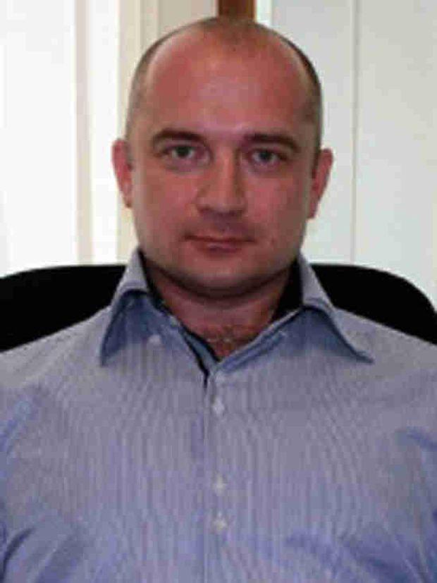 Викладач Сергій Данилов