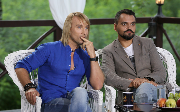 Х-фактор 8 сезон 10 випуск: в гостях в Олега Винника