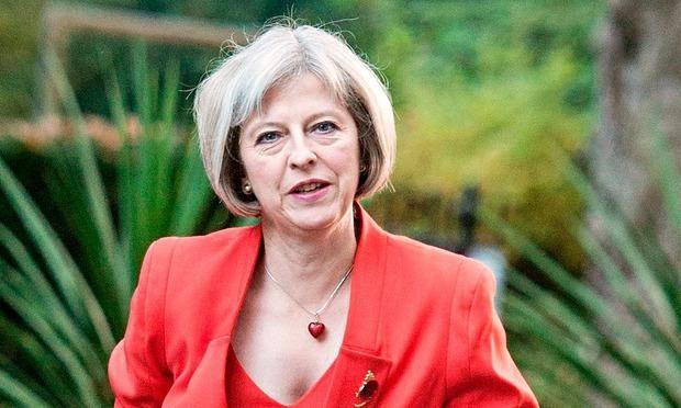 Прем'єр-міністр Великобританії Тереза Мей друга у рейтингу Forbes