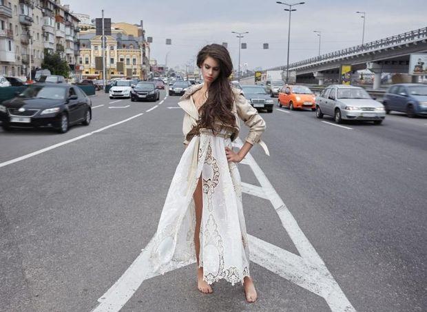 Христина Ромайська – модель з ДЦП