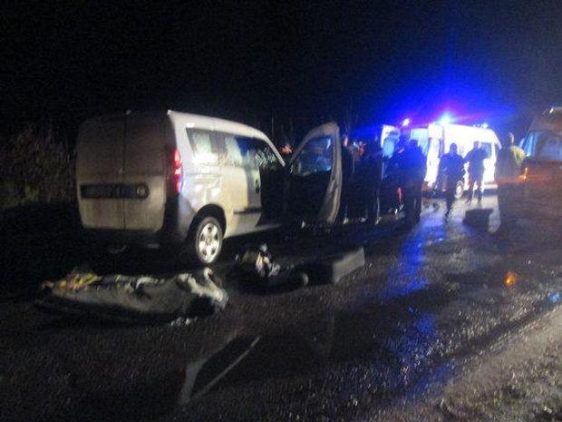 Аварія біля Бердичева