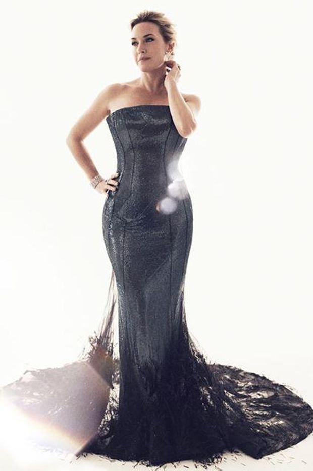 Кейт Вінслет для Harper's Bazaar