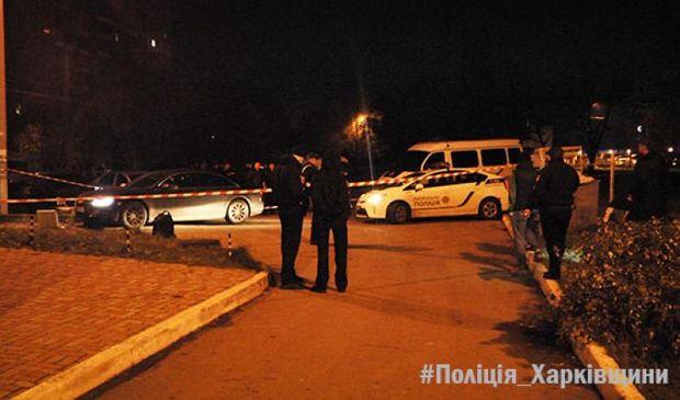 Водій розстріляного автомобіля у Харкові загинув на місці