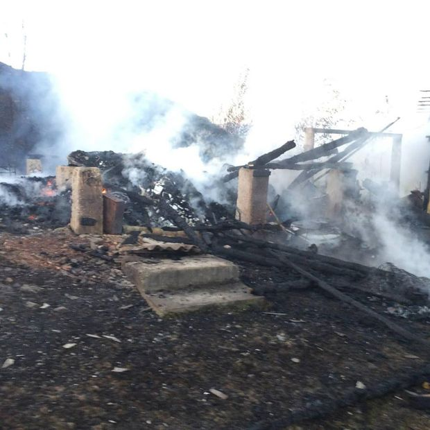 Пожежа, Закарпаття, база відпочинку, Буковина