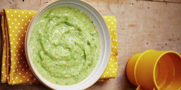 Рецепт супу з картоплі та замороженого горошку