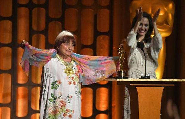 Анджеліна Джолі станцювала під час вручення нагороди Governors Awards