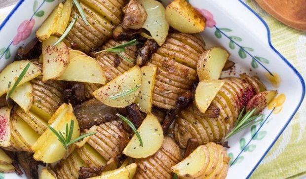 Різдвяний піст 2017: рецепт картоплі, як приготувати картоплю