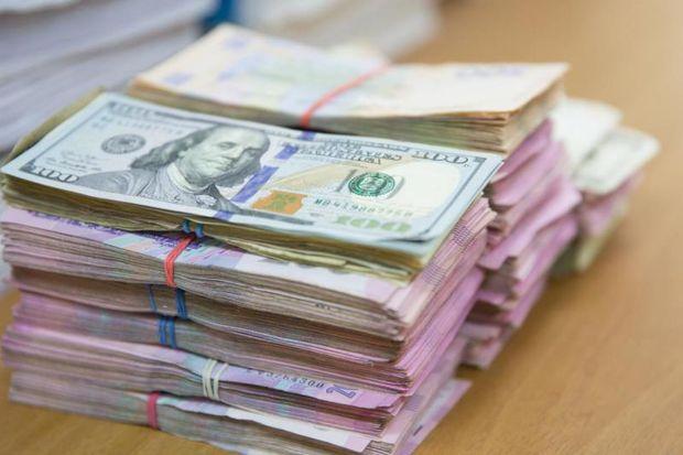 Вилучена готівка