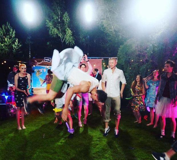 Топ-модель по-українськи 4 сезон 12 випуск: вечірка на проекті