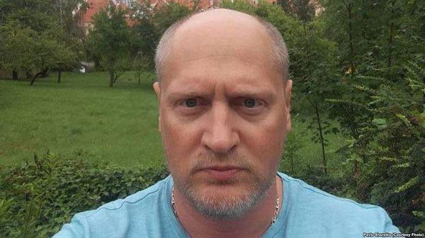 Журналіста Павла Шаройка затримали у Білорусі