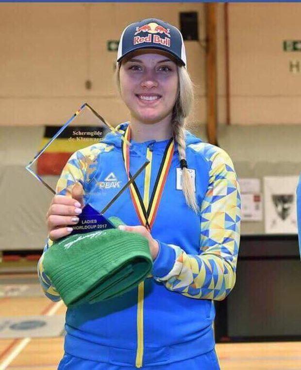 Харлан виграла Кубок світу з фехтування