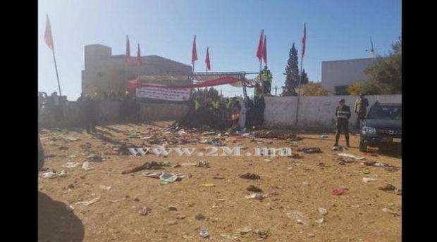 Трагедія в Марокко