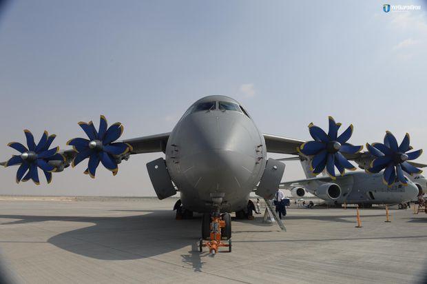 Ан-70 виготовлятимуть без російських деталей