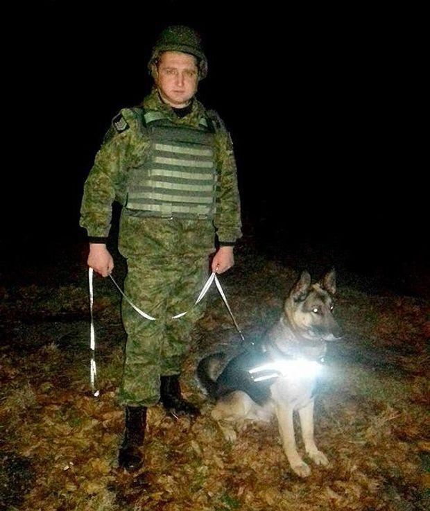 Поліцейська вівчарка миттєво знайшла ймовірного вбивцю на Сумщині