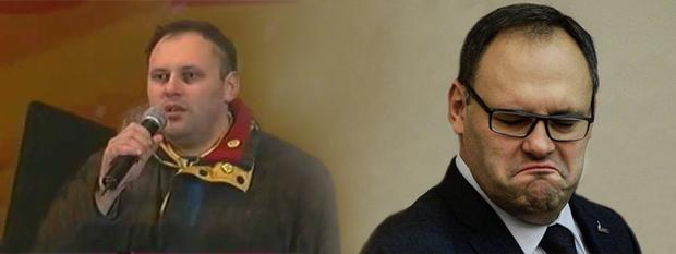 Помаранчева революція Каськів