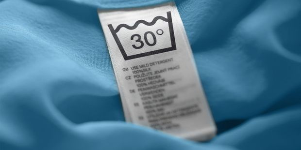 Температура прання для пуховика – 30 градусів