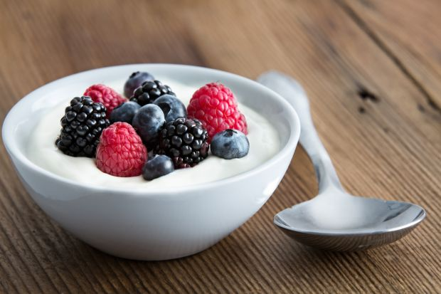 Обирайте лише натуральні йогурти, без барвників та наповнювачів