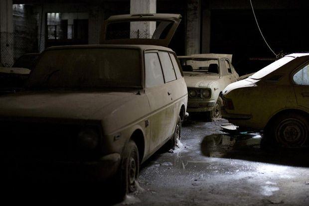 Підземна парковка на Кіпрі