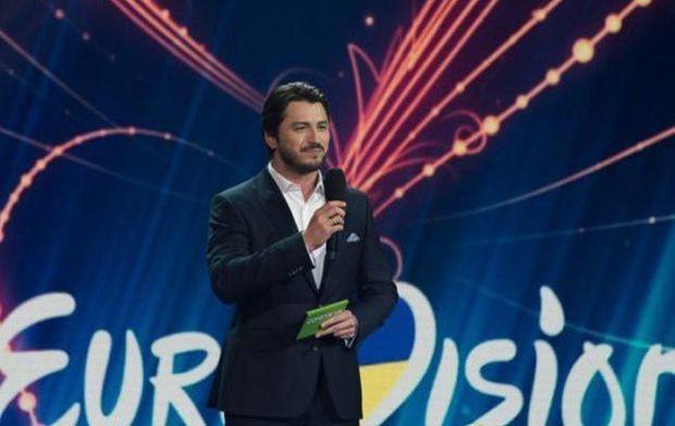 Сергій Притула був ведучим національного відбору на Євробачення-2017