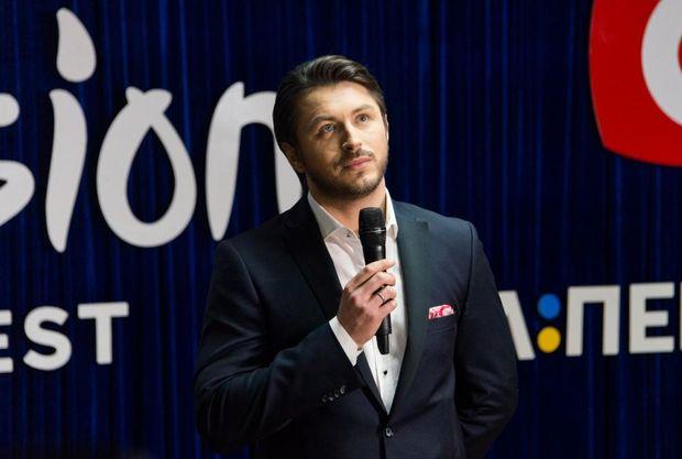 Національний відбір на Євробачення 2018 в Україні: ведучий Сергій Притула