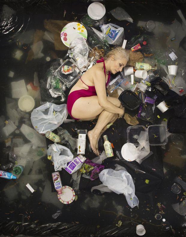 Надмірне споживання: проект американського фотографа