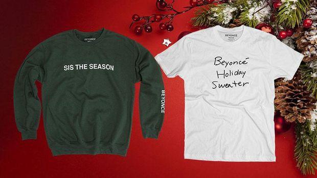 Світшоти та футболки від Бейонсе